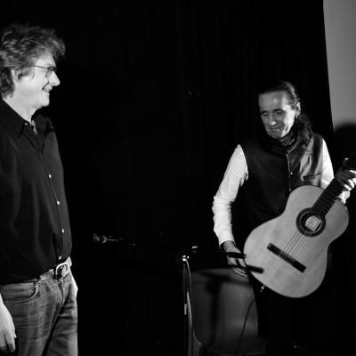 Serge LOPEZ et François PETIT - 19 avril 2016
