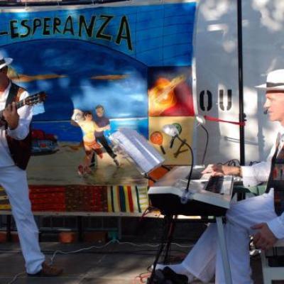 Terrasse Latino - 22 juin 2010