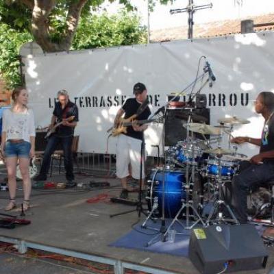 Terrasse Jazz - 6 juillet 2010