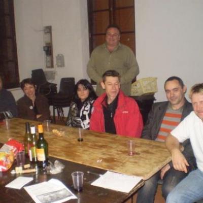 20 novembre 2009 - Fin de réunion