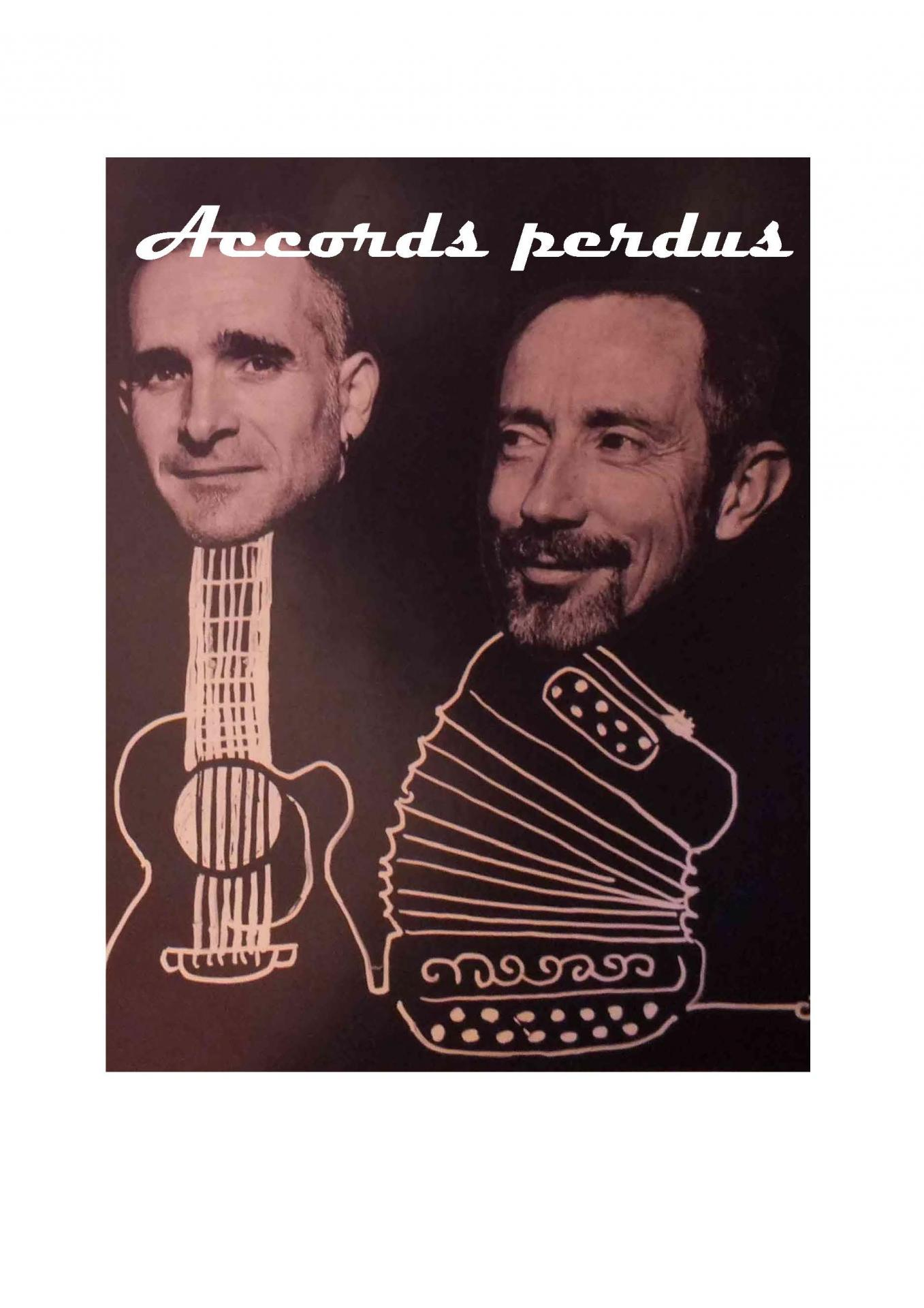 Accords perdus affiche 1