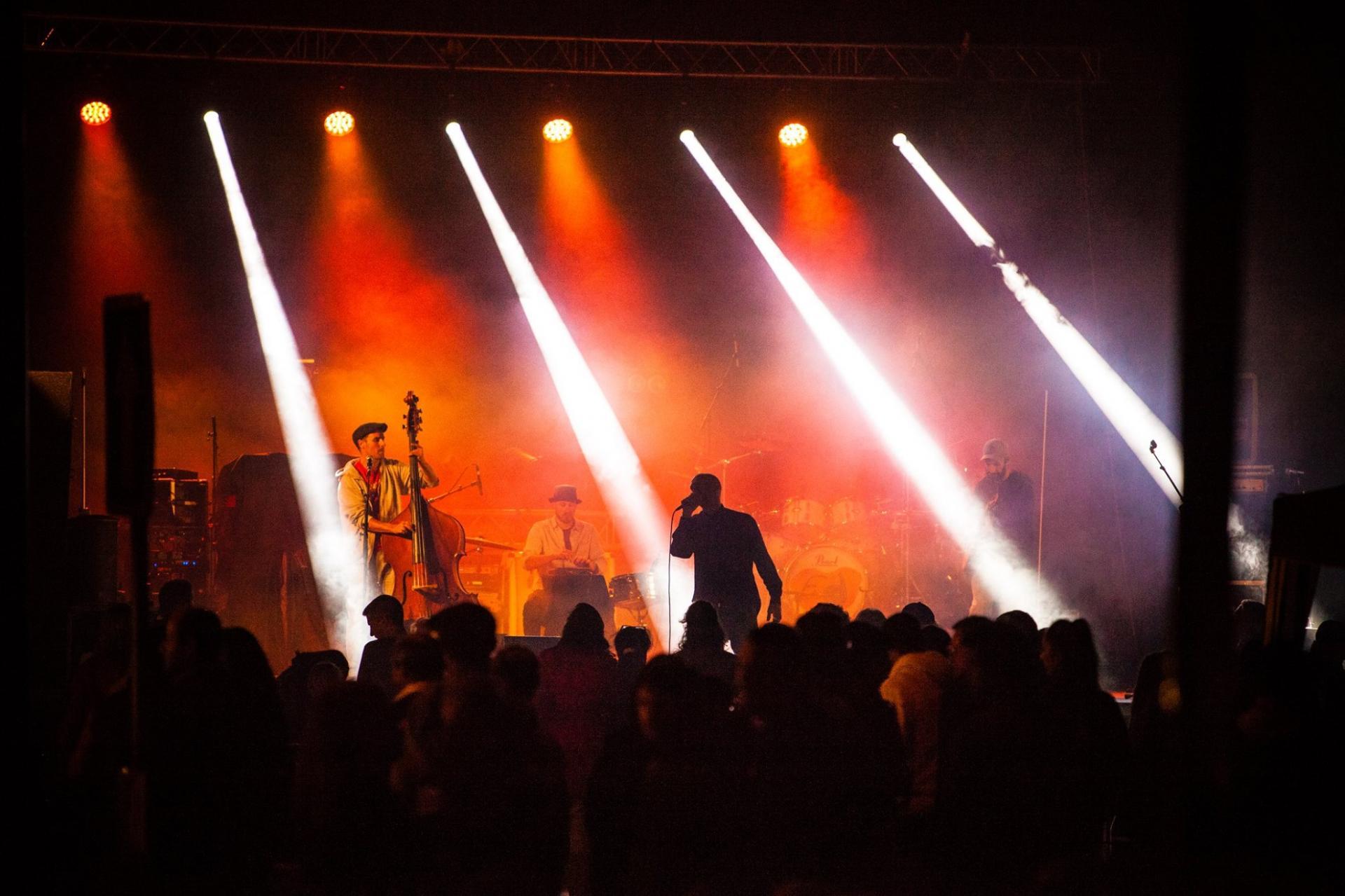 Boreufs en concert